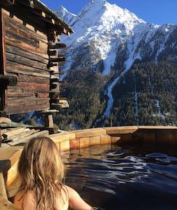 mayen à Henri, Val d'Hérens, Valais, Sion, Suisse