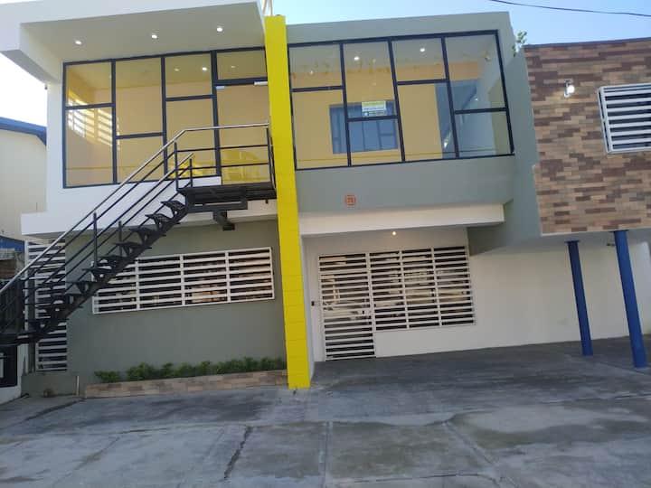 The Yellow House II