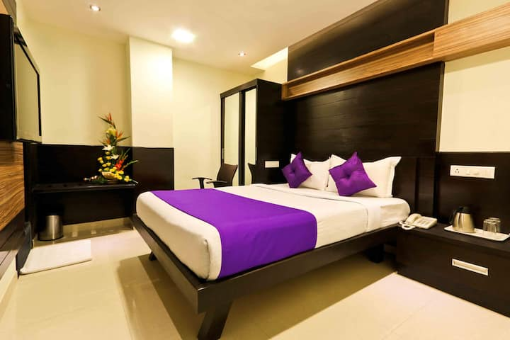 Mango Classic Hotel Room- Prajwal -Bengaluru.
