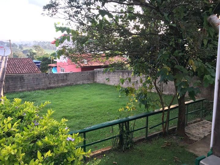Casinha na chácara a 15 minutos de Itatiba