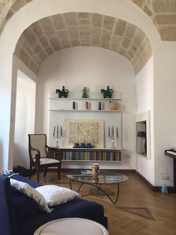 At the Heart of Barocco - Salento - Lecce - Appartement