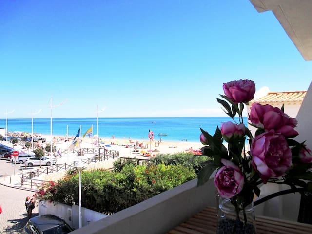 Ferienwohnung direkt am Strand von Salema - Budens - Leilighet