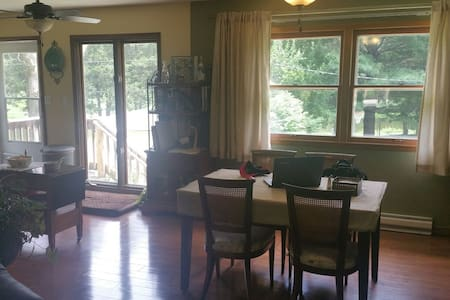 Private room in fun, spacious house - 1 of 2 rooms - Plainfield - House