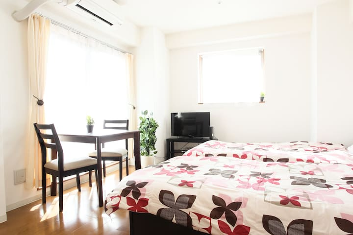 New❤ 15min from Namba/Dotonbori! LF-602 - Higashisumiyoshi-ku, Ōsaka-shi - Apartment