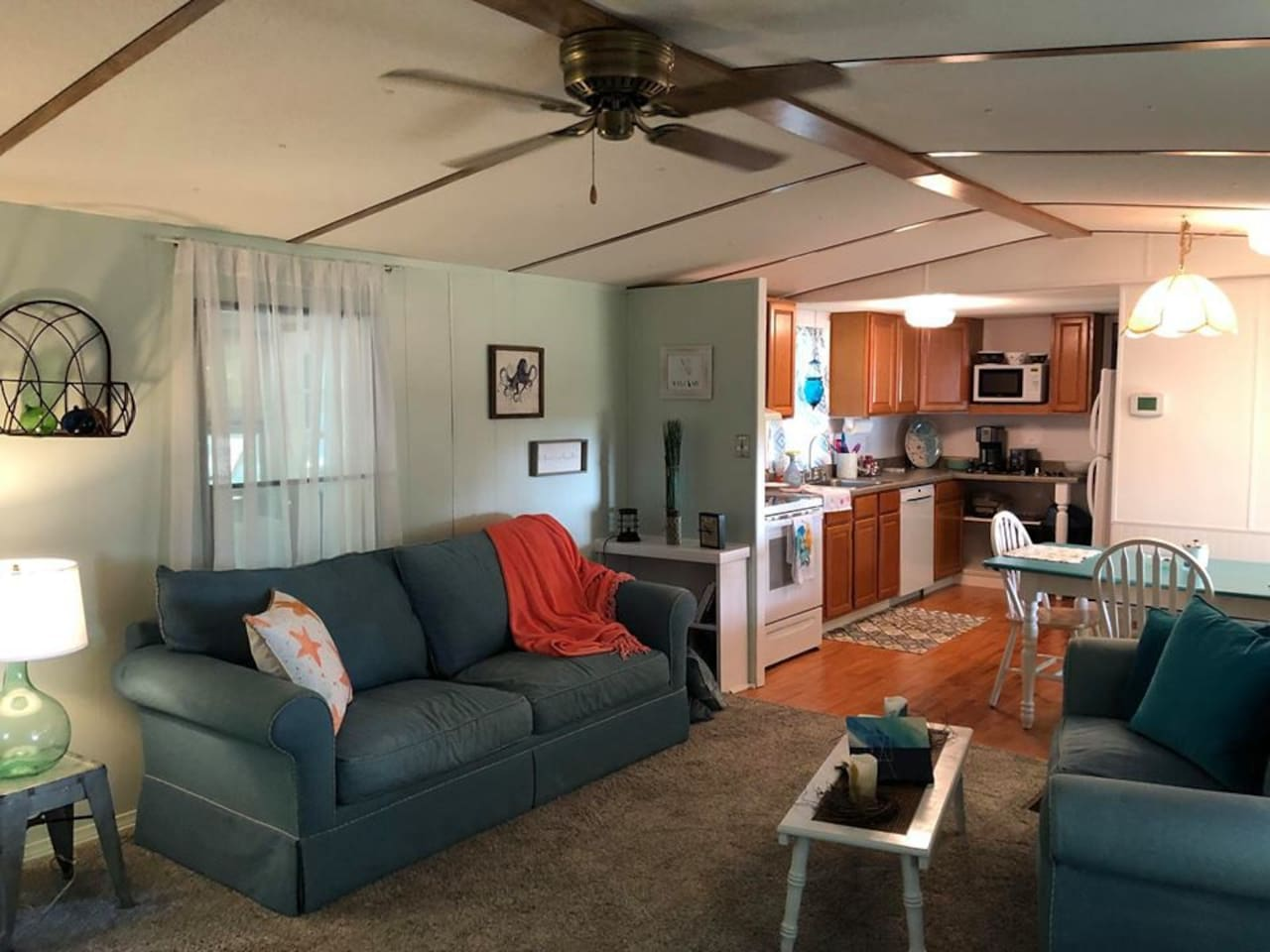 Welcome to our spacious Beach House!  1500 Square feet of Rest and Relaxation!