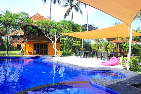 Kura Kura - Oasis in Candidasa Bali - Candidasa