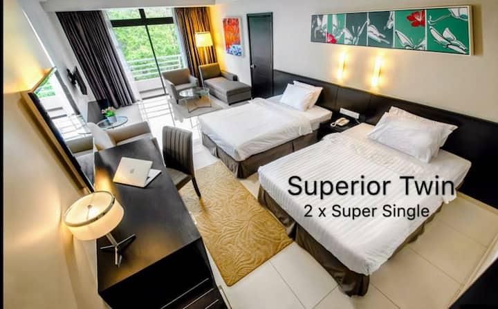 Genting View Resort Twin Super Single 2