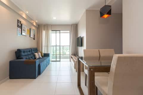 Apartamento na melhor localidade de Recife