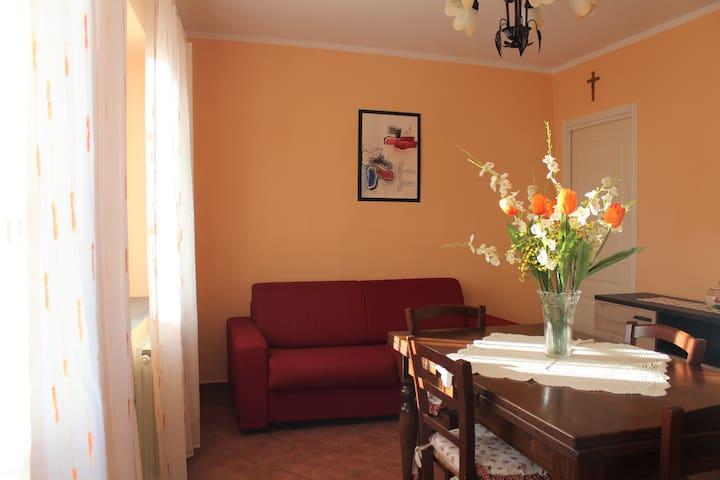 Appartamento a pochi minuti dal centro di Lucca!!