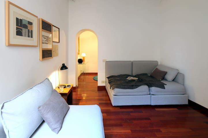 Strategic & chic location close to Navona - Rome - Apartment