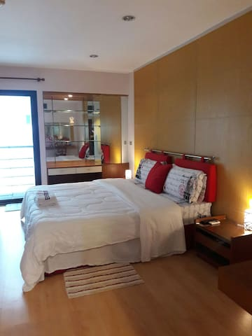 Private studio room for 2 person! - Bangkok - Huoneisto