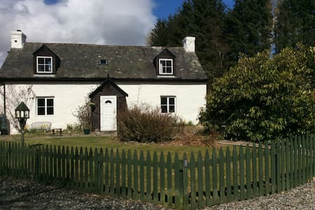 Clackavoid Cottage - Perth and Kinross