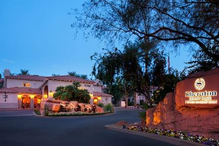 WM Phoenix Open PGA Golf-Scottsdale- 1 bdrm Villa - Scottsdale
