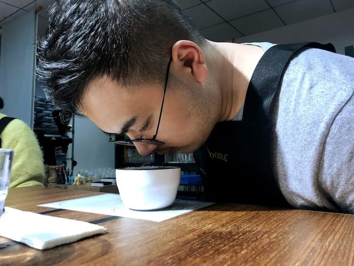 過程中引導學員如何利用自身嗅覺