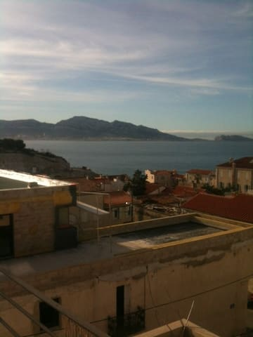 Corniche Studio Apartment - Marseille