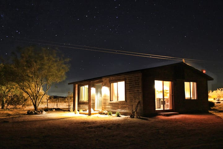 The Joshua Tree Outpost