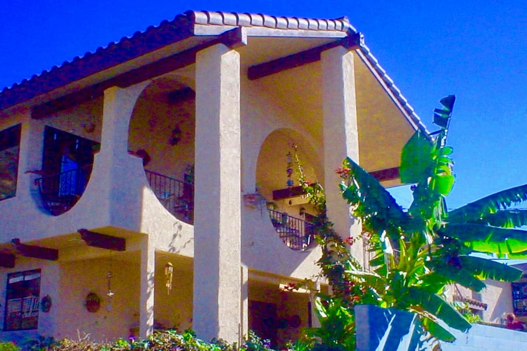 """Our Place is Known as Casa Makai Casa meaning """"House"""" in Mexican & Makai meaning """"towards the ocean"""" in Hawaiian."""