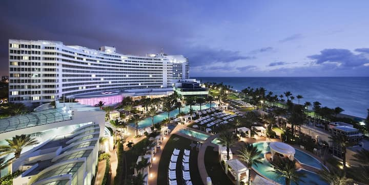 Fontainebleau #1   Luxury Relax