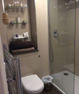 Smart room with en suite in Welwyn. - House