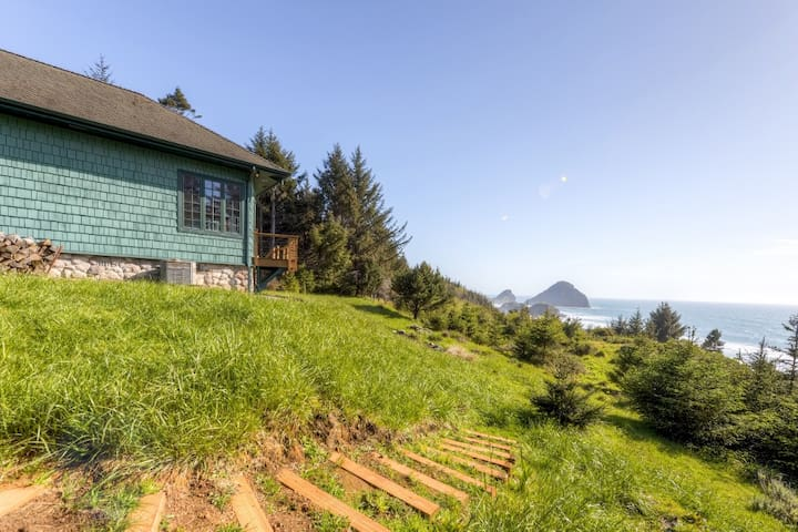 Picturesque 2BR Gold Beach House - Gold Beach - House