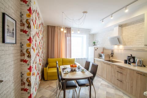 Appartements Bliss: Centro - Pobeda 21а