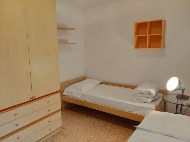 ♡ of Venice - Cosy Private Twin Room