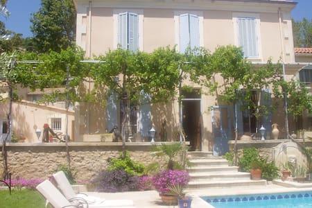 Gite de charme en Provence - Lamanon - Ev