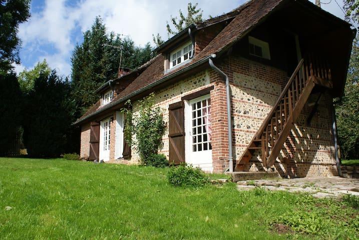 Petit coin de paradis à la campagne - Sainte-Gauburge-Sainte-Colombe - Haus