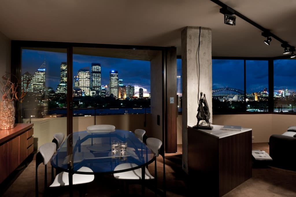 Potts Point View – Contemporary Hotels
