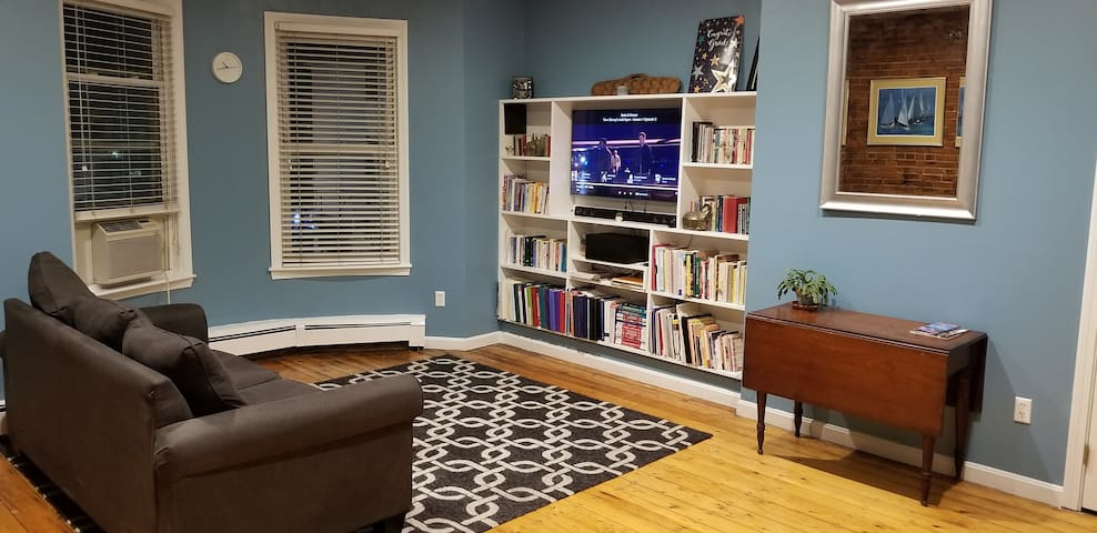 Fun Boston condo all to yourselves! Enjoy!