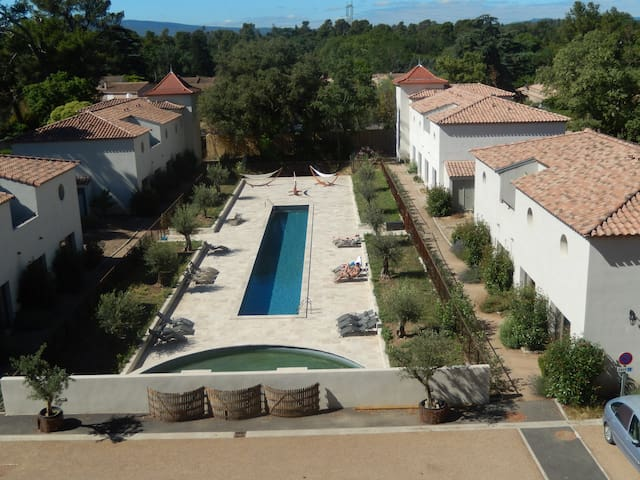 Bright villa with private pool - La Redorte - Vila