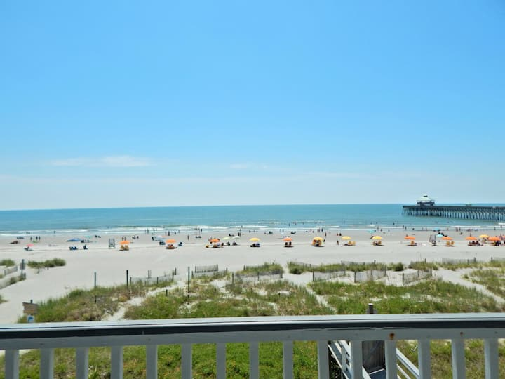 Little Peace of Heaven: Oceanfront & Relaxation
