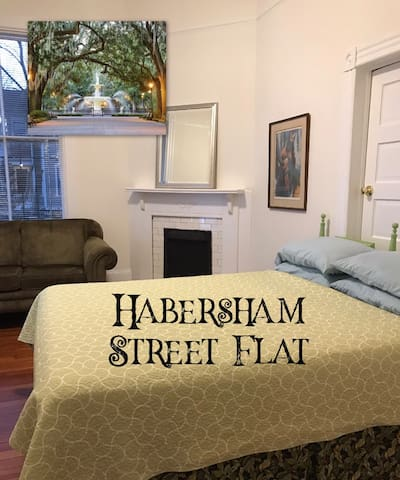 Habersham St. Flat