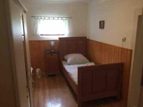 Einzelzimmer/ Singelroom in Dunafalva