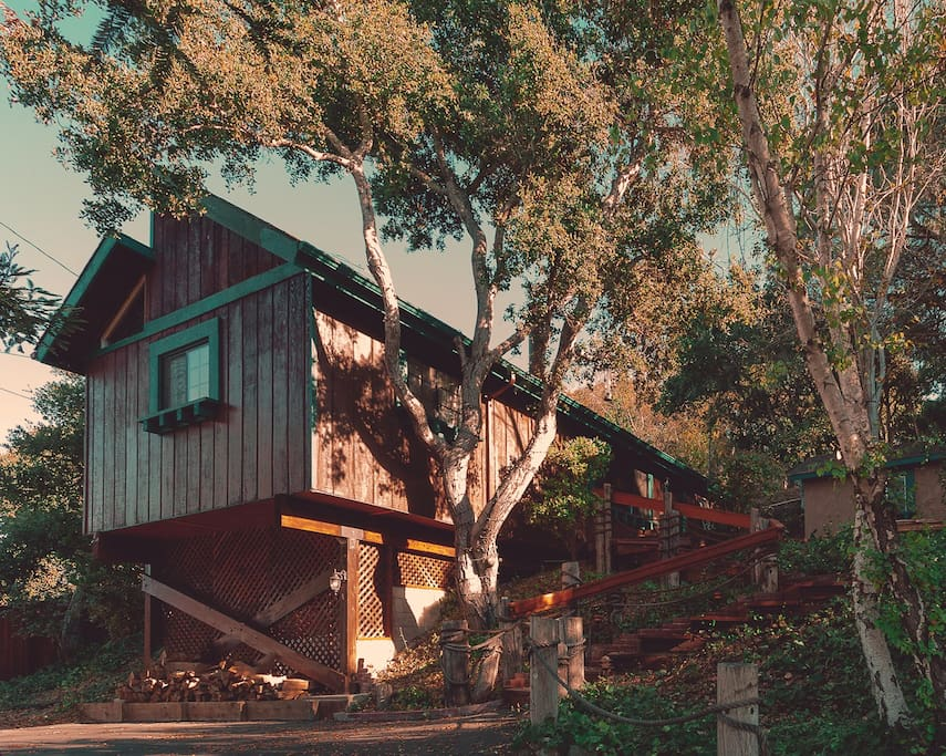 The Central Coast Craft Cabin.