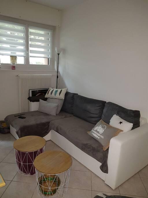 appt 35mn de paris proche stade de france flats for rent. Black Bedroom Furniture Sets. Home Design Ideas