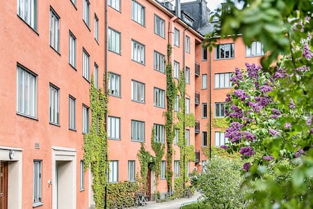 Cosy Stockholm Apartment at Kungsholmen - สตอกโฮล์ม - อพาร์ทเมนท์