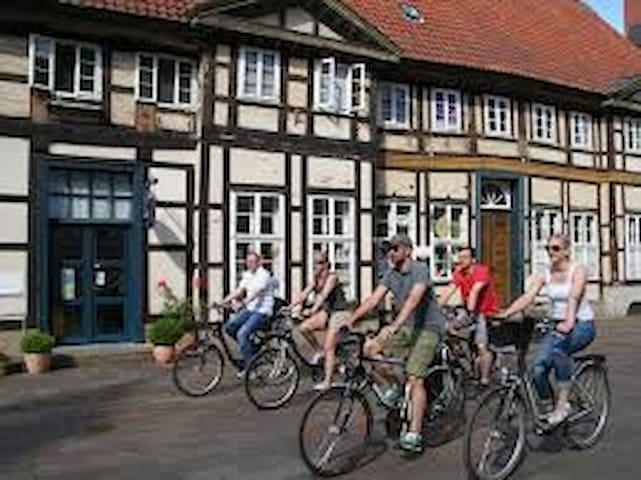 Wochenendhaus - Nienburg (Weser)
