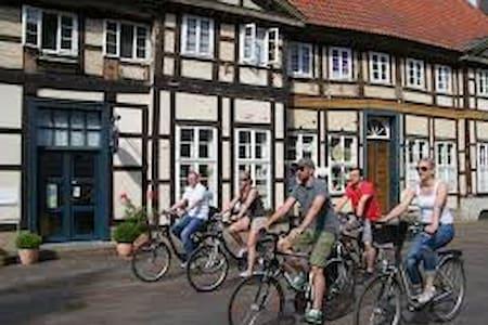 Wochenendhaus - Nienburg (Weser) - Casa de hóspedes