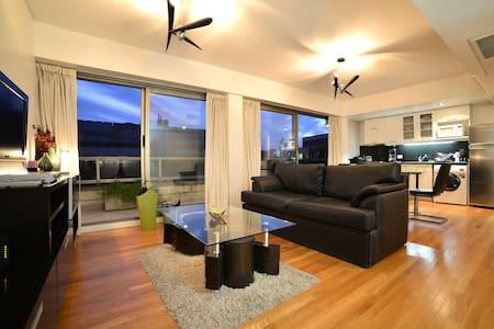 Amazing Balcony in Puerto Madero - Appartamento