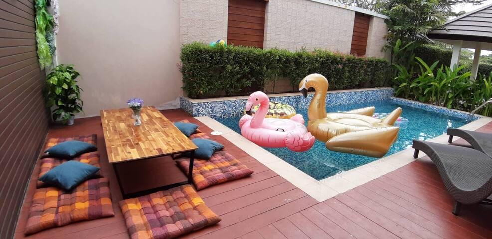 Be All Pool Villa Luxury 4BR
