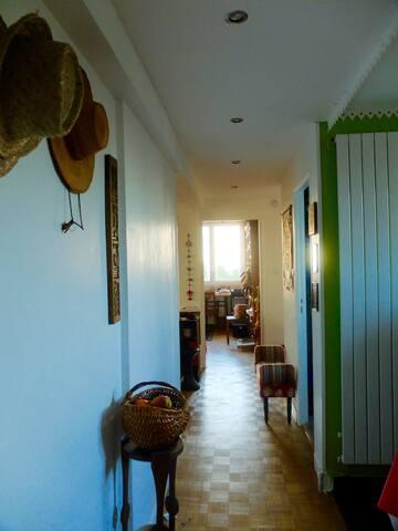 Bel appartement lumineux et pratique - Toulouse - Condominium