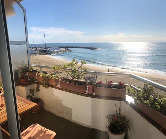 BED AND BREAKFAST  junto al mar y Barcelona
