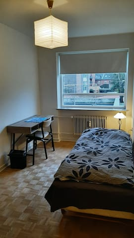 Very close to Randers centrum 1 bedrom apartment.