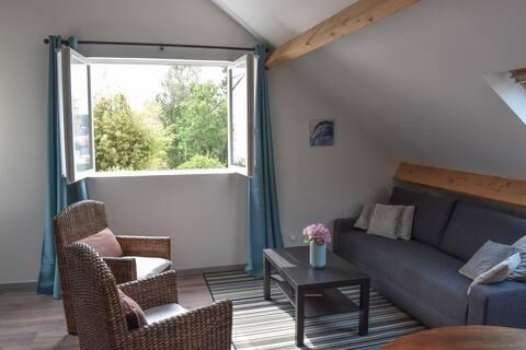 Charmant studio avec terrasse ! Proche remparts.