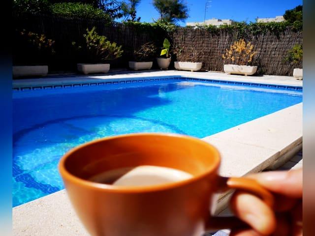 Mediterranean break: Casa Villa Clariana