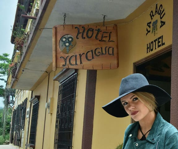 Yaragua Central Park Hotel