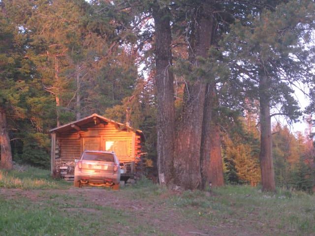 Columbus Cabin - Mountain Top Experience
