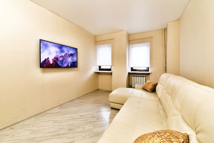 2-bedroom Premium Apartment in the center of Kazan