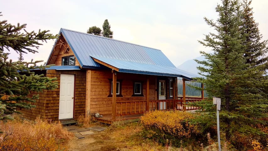 Lakeside Cabin with Denali View--Hike and Fly Fish